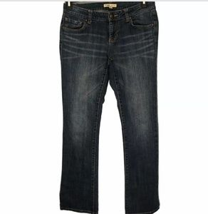 Cabi Baby Boot Cut Dark Wash Denim 967R Jeans